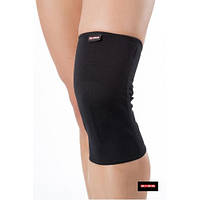 Спортивный бандаж на коленный сустав с тонкими ребрами жесткости Basis Active PT0945