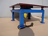 Вібростіл «М1»міні 640 Х 640 мм, стільниця 3 мм, фото 4