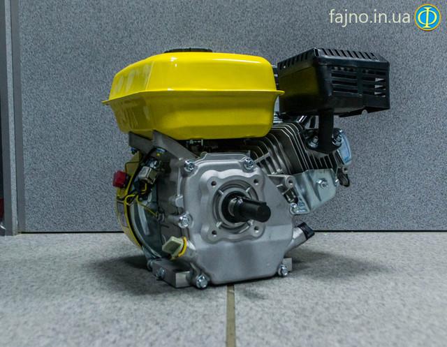 Бензиновый двигатель Кентавр ДВС-200 Б1 фото 3