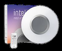 Светодиодный светильник Maxus Intelite 1-SMT-003  39W 2700-6500K 220V круг.бел. Код.58793