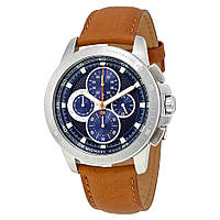 Часы мужские Michael Kors Ryker Chronograph Blue Dial MK8518