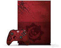 Игровая приставка Xbox One S 2TB - Limited Edition + игра(Gears Of War 4)