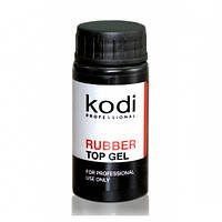 KODI Rubber Top (каучуковое верхнее покрытие для гель - лака ), 22 мл