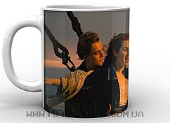 Кружка GeekLand Титаник Titanic Джек Доусон и Роуз TI.002.01