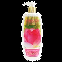 Шампунь Ваади Розовый лотос Жимолость, shampoo Vaadi Pink Lotus@Honeysuckel, 350 мл
