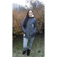 Женская куртка Йорк спинка полукруг