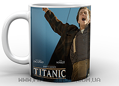 Кружка GeekLand Титаник Titanic  Джек Доусон на фоне неба TI.002.04