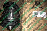 Ремень R222393 вентилятора Пас запчасти з/ч трактора  John Deere ремни  r222393, фото 4