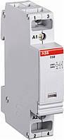Контактор модульный ABB ESB 20-11, 230 В, 1НО+1НЗ
