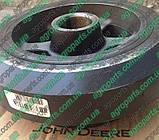 Ремень R222393 вентилятора Пас запчасти з/ч трактора  John Deere ремни  r222393, фото 8