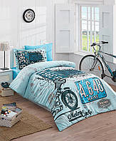 Красивое постельное бельё для подростков Halley Home CHOPPER SV23