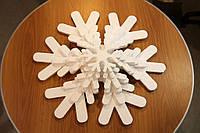Снежинки новогодние (набор)
