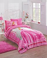 Красивое постельное бельё для подростков Halley Home SULTAN SV23