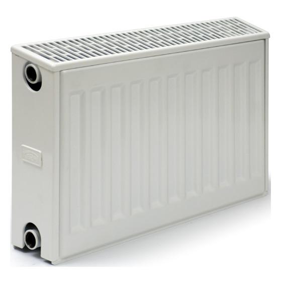 Стальной панельный радиатор KERMI FKO 22 тип 300х1800 THERM X2 боковое подключение