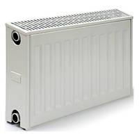 Стальной панельный радиатор KERMI FKO 22 тип 300х1800 THERM X2 боковое подключение, фото 1
