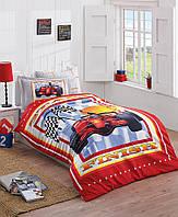 Красивое постельное бельё для подростков Halley Home YARISCI SV23