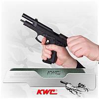 Пневматические копии огнестрельных пистолетов от KWC (Тайвань)
