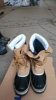 Ботинки зимние для охоты и рыбалки, очень теплые