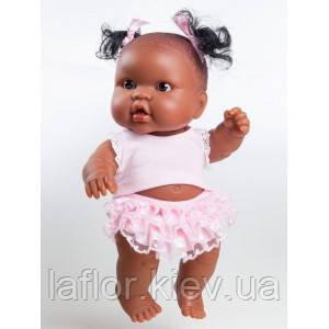 Кукла - пупс Paola Reina Девочка младенец Хебе