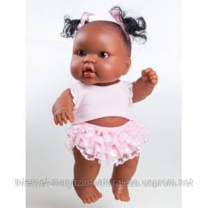 Кукла - пупс Paola Reina Девочка младенец Хебе, фото 2