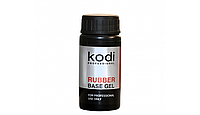 KODI Rubber Base (каучуковая основа для гель лака), 22 мл