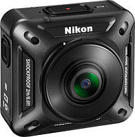 Аренда сферической камеры 360 Nikon KeyMission 4К видео 29Mpx фото панорама