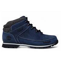 Ботинки TIMBERLAND A18QT (нубук, кожа, шкіра, черевики)