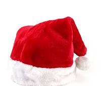 Колпак Санта Клауса велюр/мех