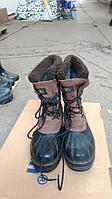 Ботинки для охоты и рыбалки Ант,очень теплые