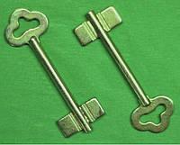 Заготовка ключа сталь Мариуполь d-6,0 L-95мм. (левый)