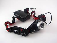 Налобний світлодіодний ліхтар Police TK-37, фото 1