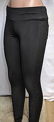 Лосины женские на байке, размер S  №7231