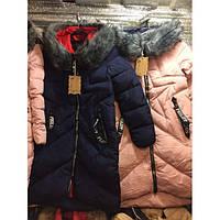 Женская зимняя куртка Плейн