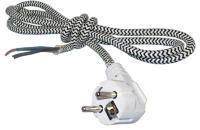 Шнур-провод утюжный с вилкой для утюга 1,5 м ST 460