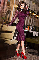 Женское платье №382