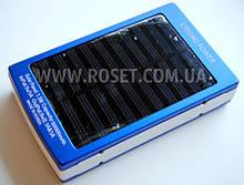 Портативное зарядное устройство с солнечной панелью - Power Bank Strong Power 3806 + LED 50000mAh
