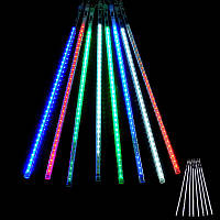 Комплект гирлянд 240 LED Meteor Shower Rain Light     f