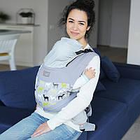 """Май слинг """"Олени"""" Лав & Carri для уютных прогулок Sling рюкзак просто и удобно для новорожденных Не ке"""