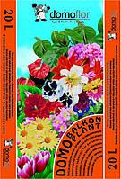 Торфяной субстрат Домофлор Domoflor Mix 4, упаковка 20 л.