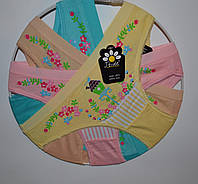 Трусики турецкие Ftide широкая резинка (цвет на выбор) 44-48 р