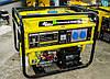 Бензиновый генератор Кентавр ЛБГ 605 Э (6,5 кВт) с электростартером