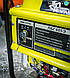 Бензиновый генератор Кентавр ЛБГ 605 Э (6,5 кВт) с электростартером, фото 2