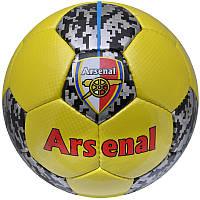 Мяч футбольный TT3 Arsenal PU N(ARS)-2TT3