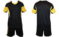 Форма футбольная без номера CO-3437-BK