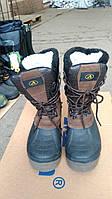 Ботинки зимние натуральная кожа