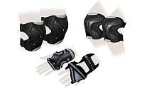 Защита для роллеров взрослая SK-4677BK