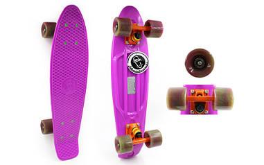 Скейтборд Penny Board SWIRL FISH SK-404-1