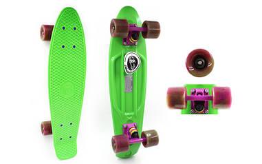 Скейтборд Penny Board SWIRL FISH SK-404-13