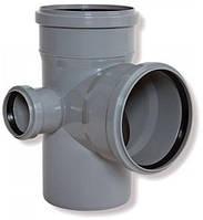 Крестовина канализационная ARMAKAN ПП 50/50/50/45 Арт.(AHP01)
