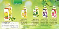 Поступили в продажу шампуни Vaadi - сила природы и красота волос в одном флаконе!